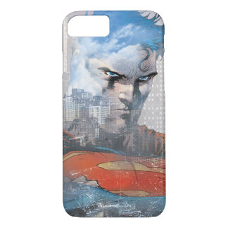 Superman Stare iPhone 8/7 Case