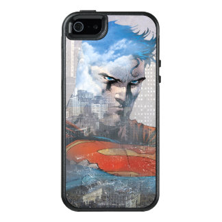 Superman Stare OtterBox iPhone 5/5s/SE Case