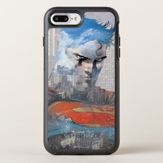 Superman Stare OtterBox Symmetry iPhone 8 Plus/7 Plus Case