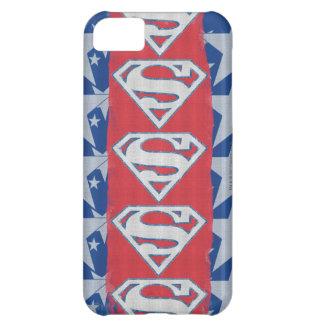 Superman Stars and Logo iPhone 5C Case