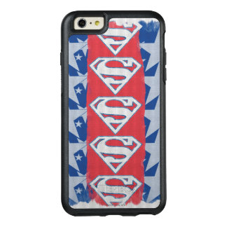 Superman Stars and Logo OtterBox iPhone 6/6s Plus Case