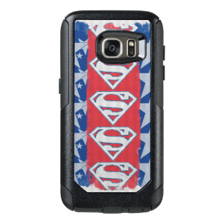 Superman Stars and Logo OtterBox Samsung Galaxy S7 Case