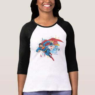 Superman - Stop Evil T-Shirt