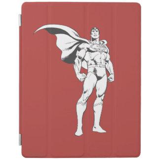 Superman Strikes a Pose iPad Cover