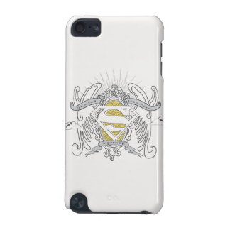 Superman Stylized | A Bird, A Plane Logo iPod Touch 5G Covers