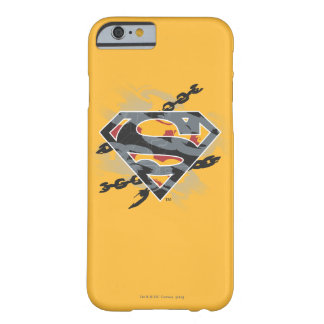 Superman Stylized | Chains Logo Barely There iPhone 6 Case