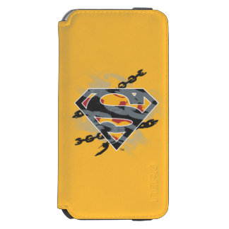 Superman Stylized | Chains Logo Incipio Watson™ iPhone 6 Wallet Case