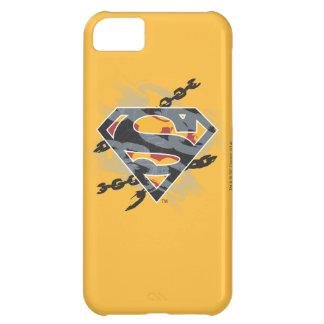 Superman Stylized | Chains Logo iPhone 5C Case