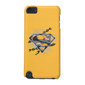 Superman Stylized | Chains Logo iPod Touch (5th Generation) Cases