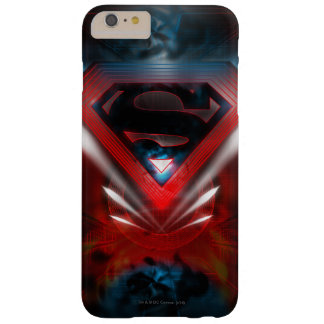 Superman Stylized | Futuristic Logo Barely There iPhone 6 Plus Case
