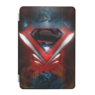 Superman Stylized | Futuristic Logo iPad Mini Cover