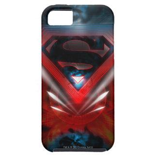 Superman Stylized   Futuristic Logo iPhone 5 Cover