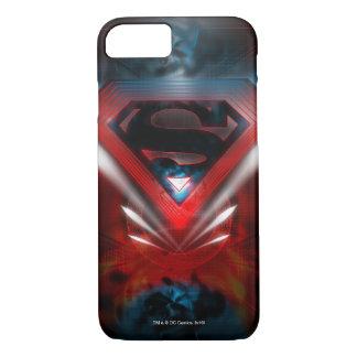 Superman Stylized | Futuristic Logo iPhone 7 Case