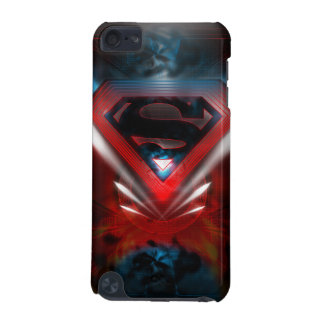 Superman Stylized | Futuristic Logo iPod Touch 5G Cover