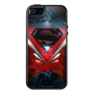 Superman Stylized | Futuristic Logo OtterBox iPhone 5/5s/SE Case