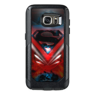 Superman Stylized | Futuristic Logo OtterBox Samsung Galaxy S7 Case