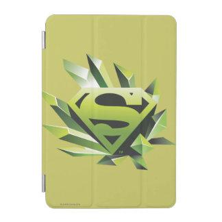 Superman Stylized | Green Shield Logo iPad Mini Cover