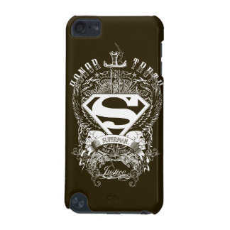 Superman Stylized | Honor, Truth and Justice Logo iPod Touch 5G Cases