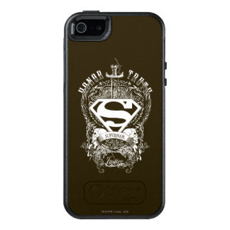 Superman Stylized | Honor, Truth and Justice Logo OtterBox iPhone 5/5s/SE Case