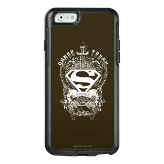 Superman Stylized | Honor, Truth and Justice Logo OtterBox iPhone 6/6s Case