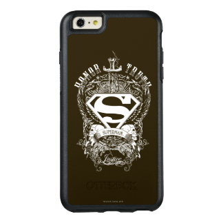 Superman Stylized | Honor, Truth and Justice Logo OtterBox iPhone 6/6s Plus Case