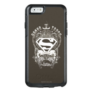 Superman Stylized | Honor, Truth on White Logo OtterBox iPhone 6/6s Case