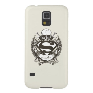 Superman Stylized | Justice Logo Galaxy S5 Case
