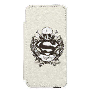 Superman Stylized | Justice Logo Incipio Watson™ iPhone 5 Wallet Case