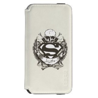 Superman Stylized | Justice Logo Incipio Watson™ iPhone 6 Wallet Case