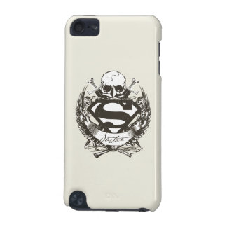 Superman Stylized | Justice Logo iPod Touch 5G Case