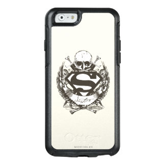 Superman Stylized | Justice Logo OtterBox iPhone 6/6s Case