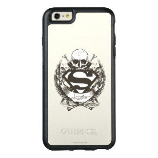 Superman Stylized | Justice Logo OtterBox iPhone 6/6s Plus Case