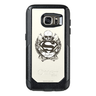 Superman Stylized | Justice Logo OtterBox Samsung Galaxy S7 Case