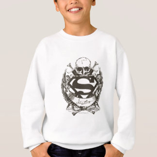 Superman Stylized | Justice Logo Sweatshirt