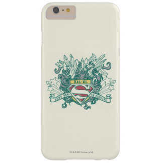 Superman Stylized | Kal-El Logo Barely There iPhone 6 Plus Case