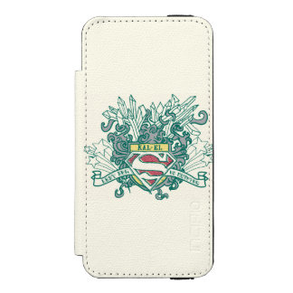 Superman Stylized | Kal-El Logo Incipio Watson™ iPhone 5 Wallet Case