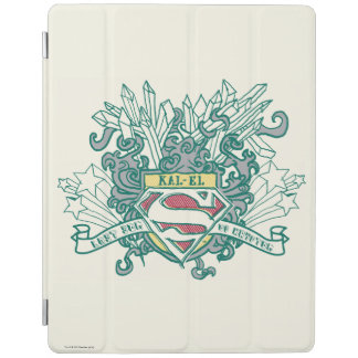 Superman Stylized | Kal-El Logo iPad Cover