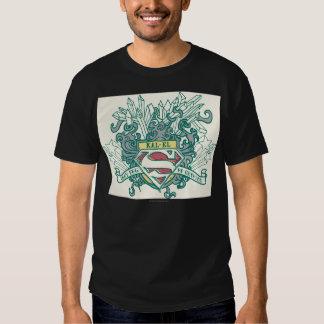 Superman Stylized | Kal-El Logo T-shirts