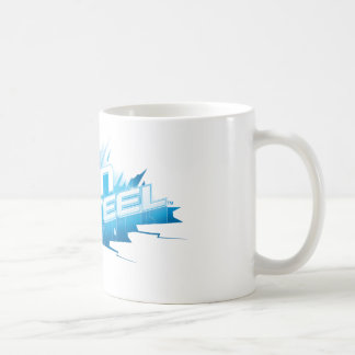 Superman Stylized | Man of Steel - Ice Logo Coffee Mug