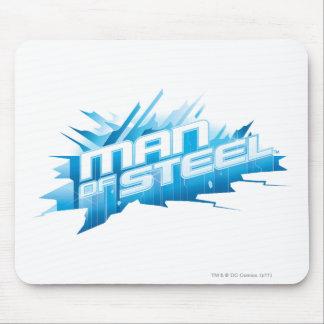 Superman Stylized | Man of Steel - Ice Logo Mouse Mat