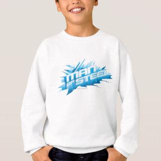 Superman Stylized | Man of Steel - Ice Logo Sweatshirt