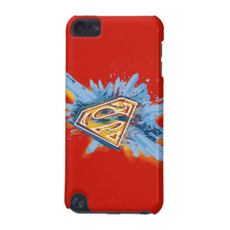 Superman Stylized | Splash Logo iPod Touch 5G Cover