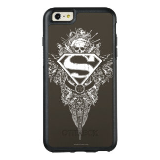 Superman Stylized | Star and Skull Logo OtterBox iPhone 6/6s Plus Case