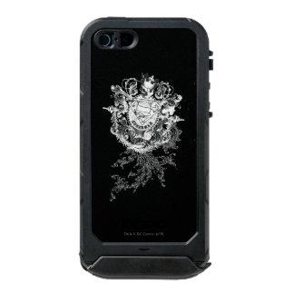 Superman Stylized | Tan Heart Logo Incipio ATLAS ID™ iPhone 5 Case