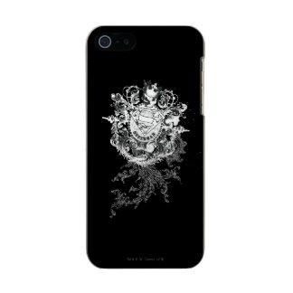 Superman Stylized   Tan Heart Logo Incipio Feather® Shine iPhone 5 Case