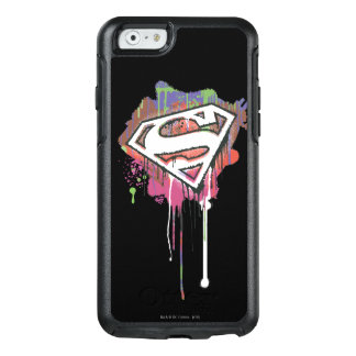 Superman Stylized | Twisted Innocence Logo 2 OtterBox iPhone 6/6s Case