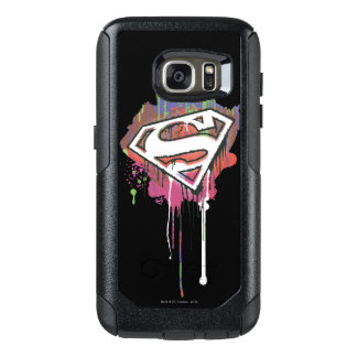Superman Stylized | Twisted Innocence Logo 2 OtterBox Samsung Galaxy S7 Case