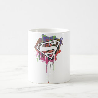 Superman Stylized | Twisted Innocence Logo Coffee Mug