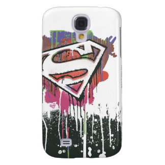 Superman Stylized | Twisted Innocence Logo Galaxy S4 Case