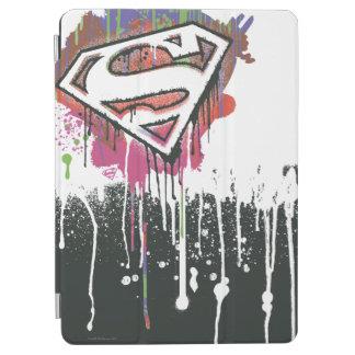 Superman Stylized | Twisted Innocence Logo iPad Air Cover